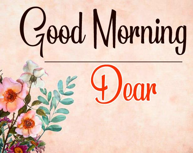 good morning images Dear