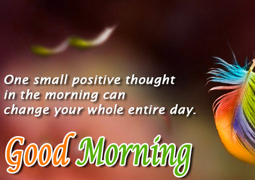 Good morning thought Pics HD Download