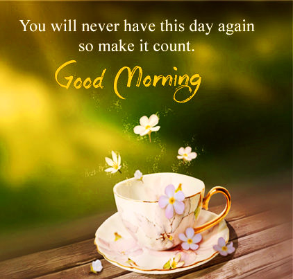 Good morning thought Wallpaper Free