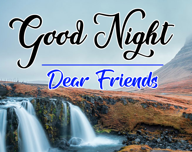 Good Night Wishes Images for Friend