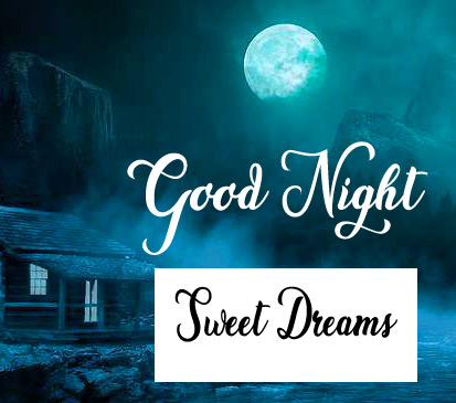 Free Good Night Wishes Wallpaper Download