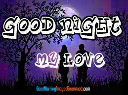 3D Good Night Images Photo for friend