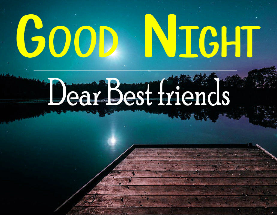 good night images for friend 10