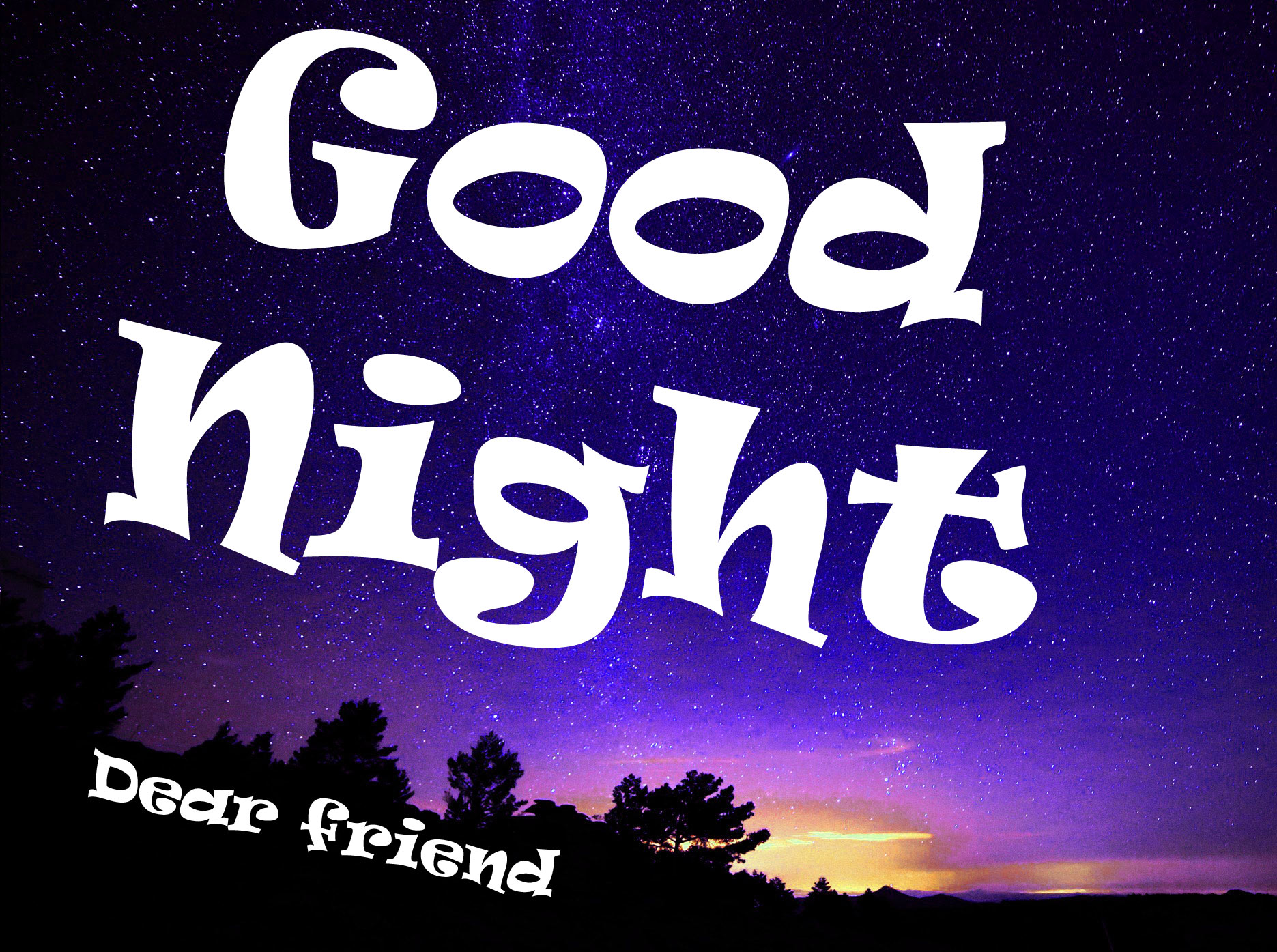 Good Night Pics Wallpaper Download