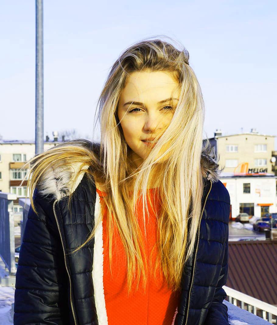 Stylish Girls Whatsapp DP Profile photo