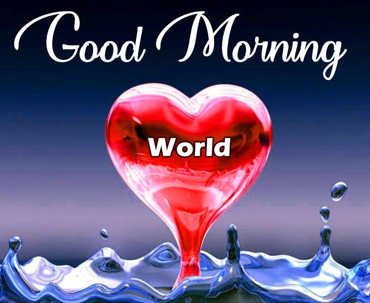 world good morning Images 1