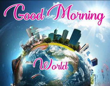 world good morning Images 19