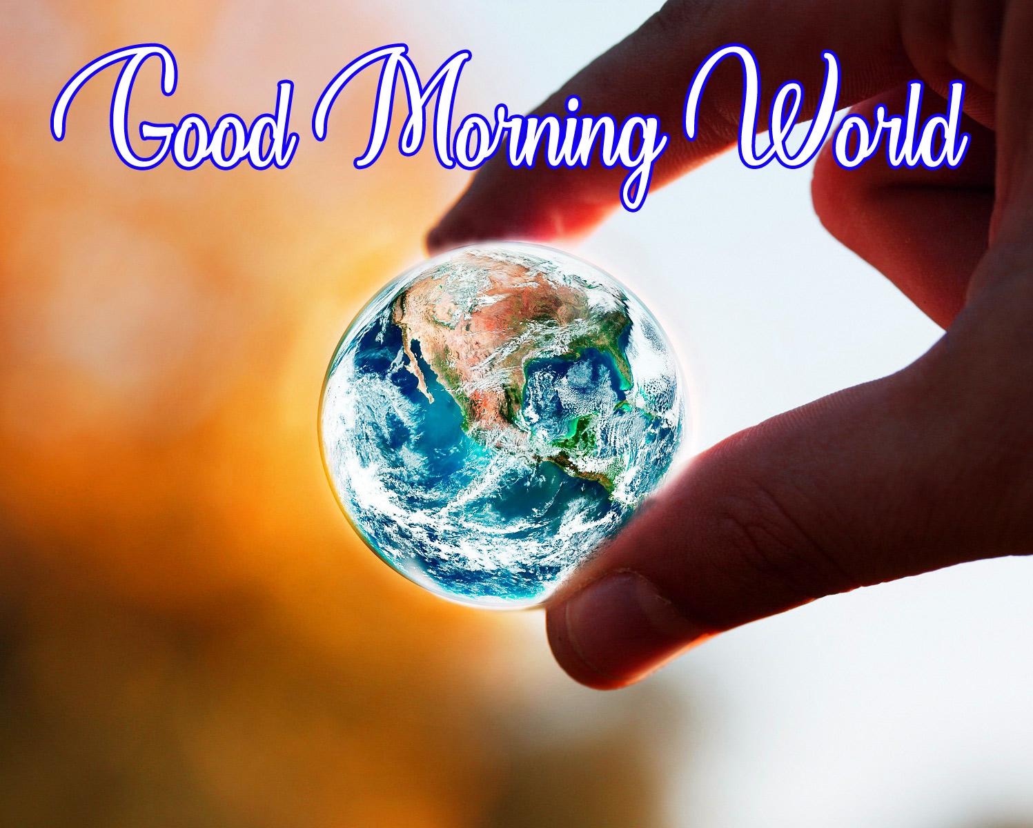 world good morning Images 3