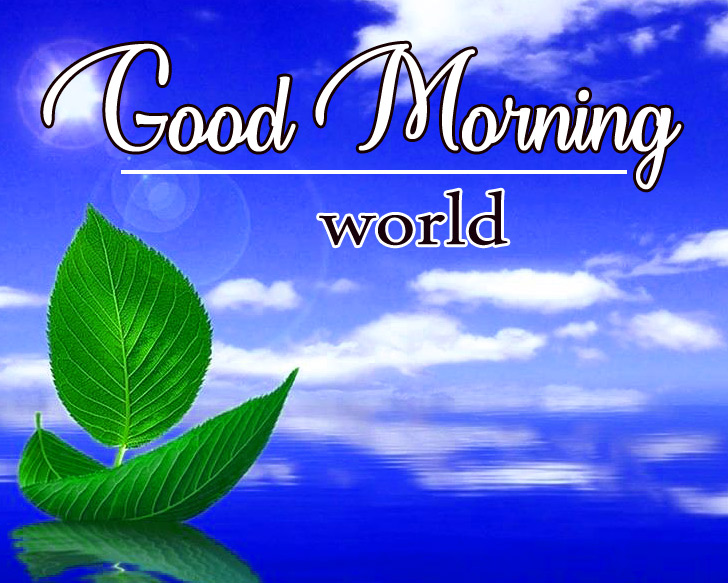 world good morning Images 5