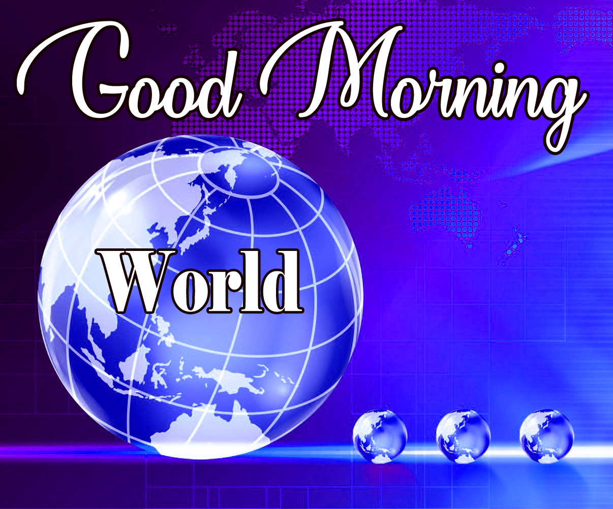 world good morning Images 7