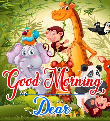 Cartoon Good Morning Images 12
