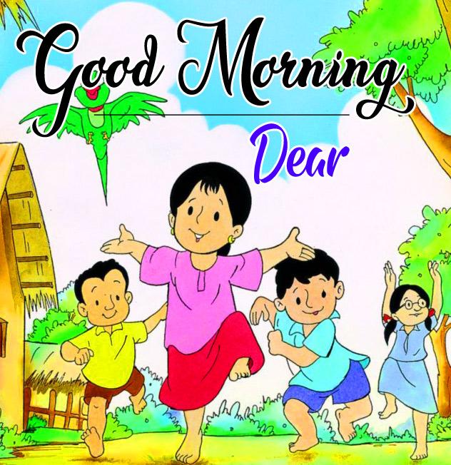 Cartoon Good Morning Images 15