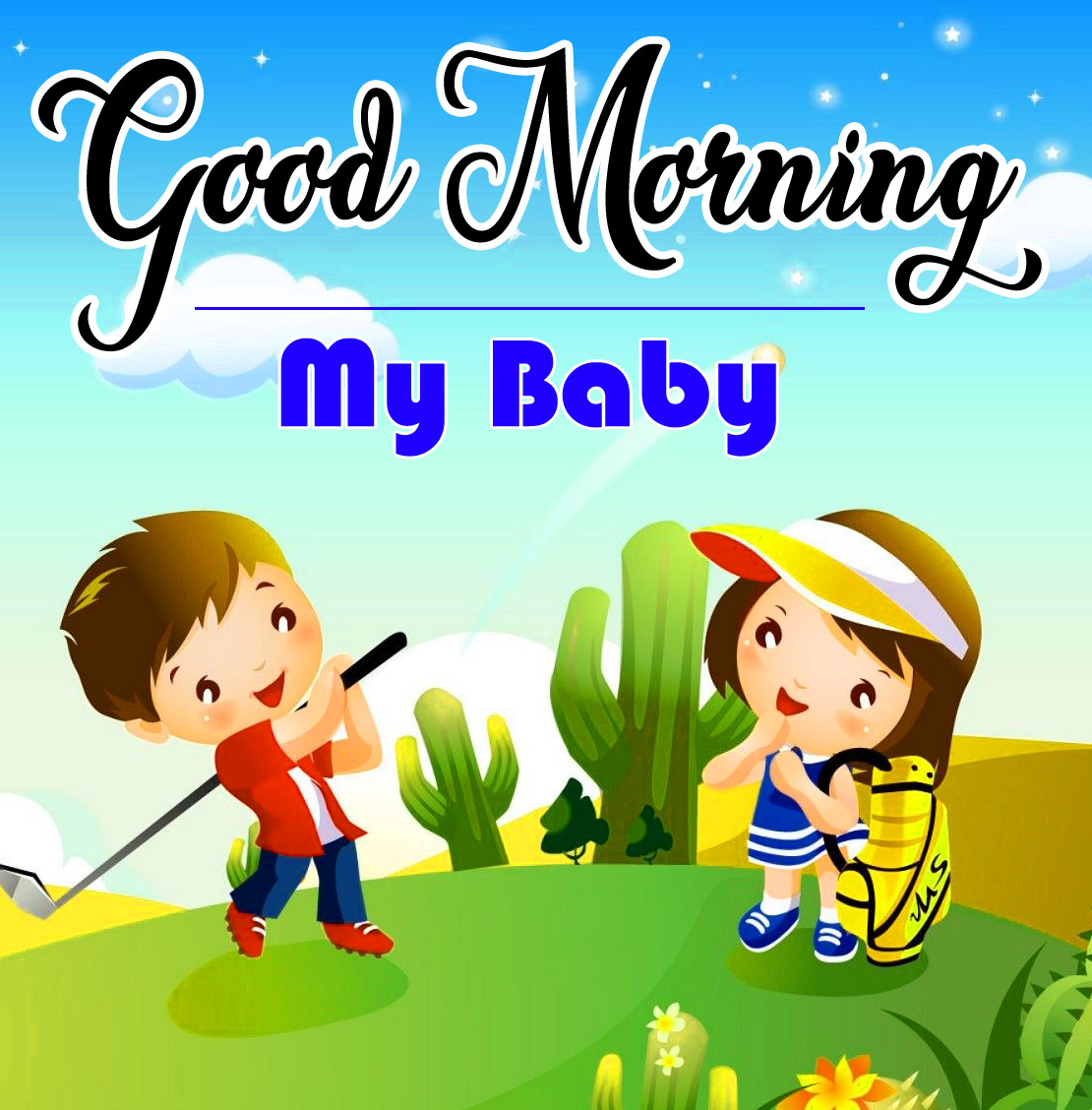 Cartoon Good Morning Images 4