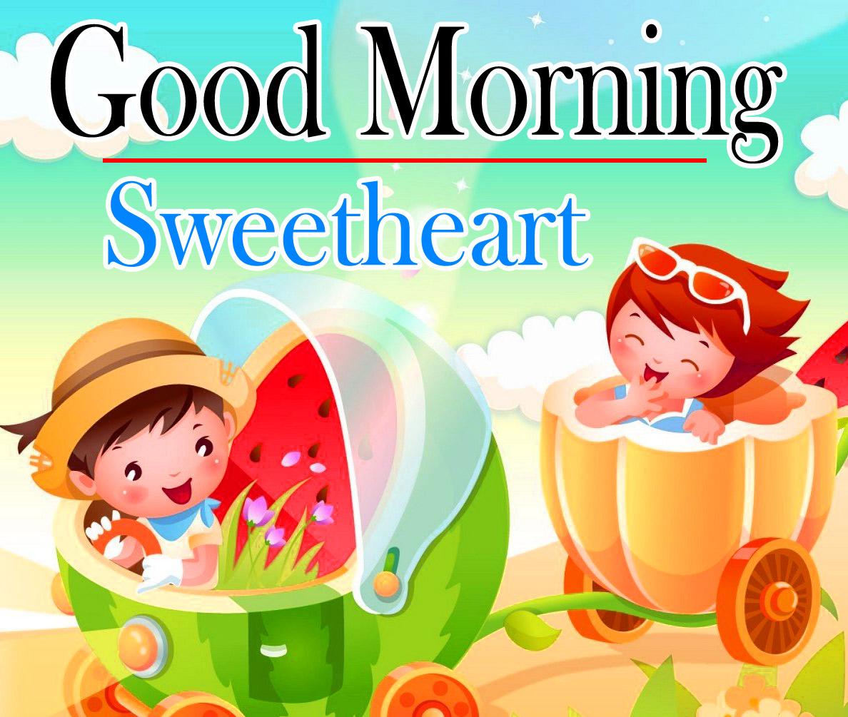 Cartoon Good Morning Images 7