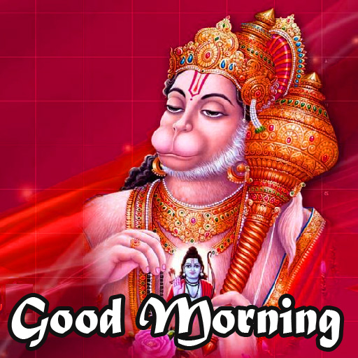 god images hanuman good Morning Images hd Download