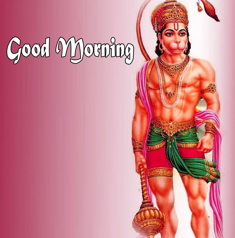god images hanuman good Morning Wallpaper Pics Free