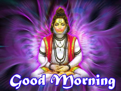 god images hanuman good Morning Pics Download