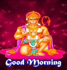 god images hanuman good Morning Pics Free Download