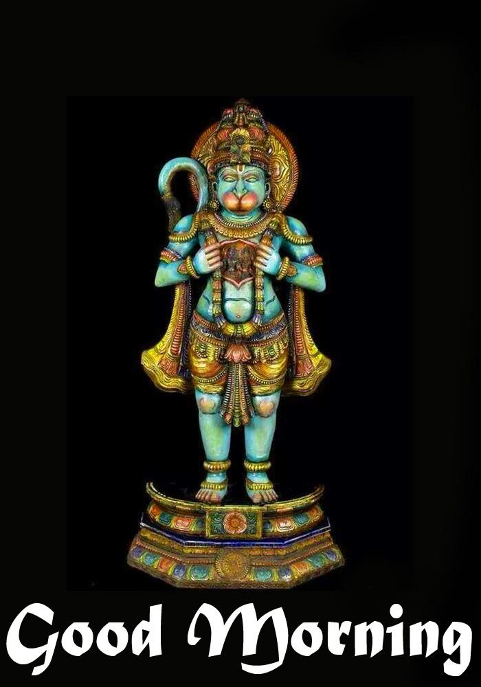 god images hanuman good Morning Wallpaper Free Download