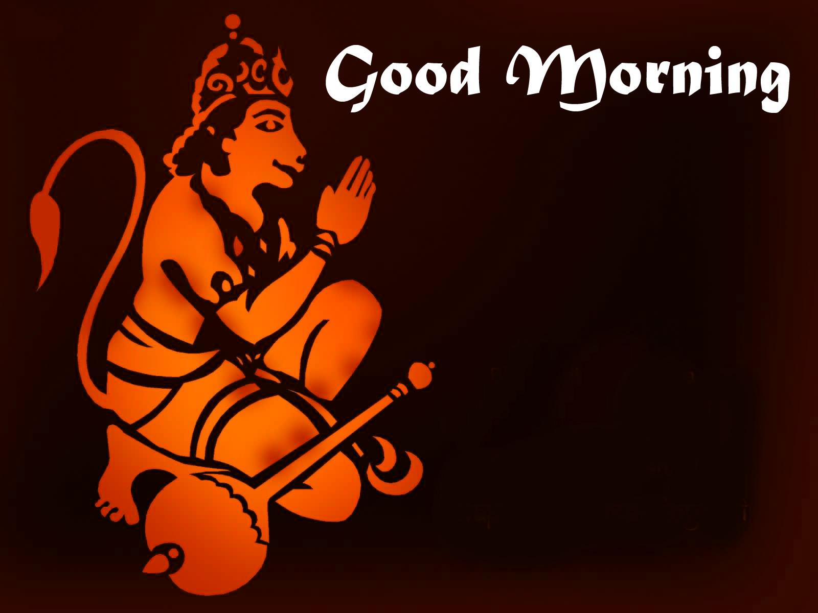 god images hanuman good Morning Images Free
