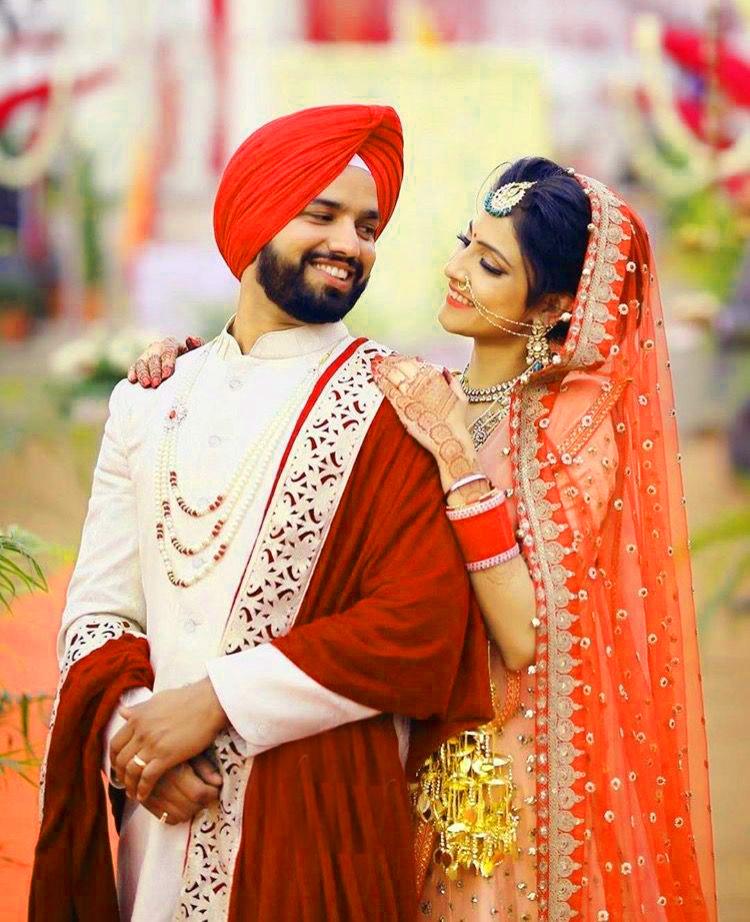 Punjabi Couple Images HD 2