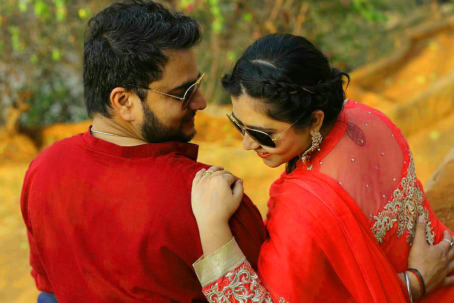Punjabi Couple Images HD 3