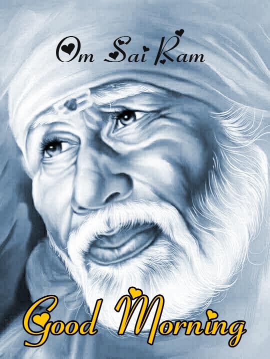 Sai baba good morning Images 1