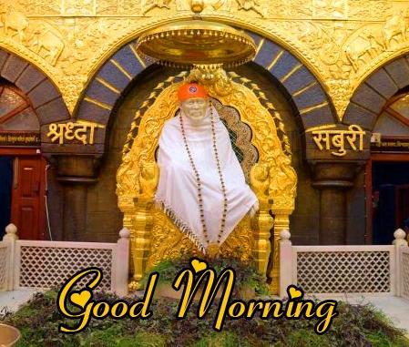 Sai baba good morning Images 11