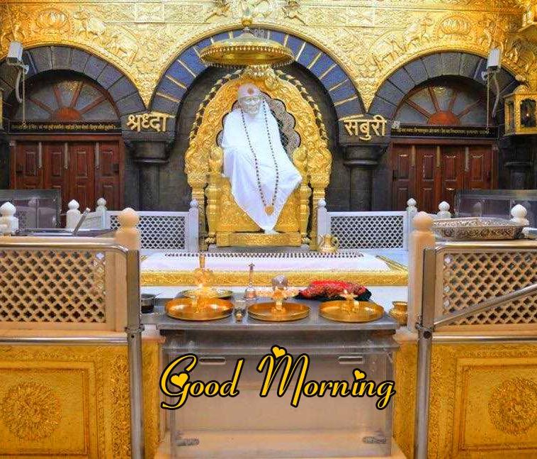Sai baba good morning Images 12