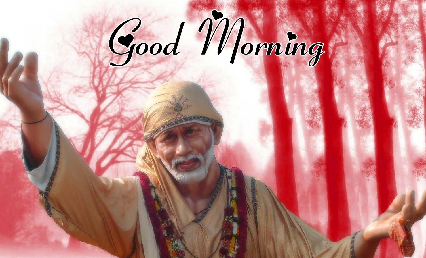 Sai baba good morning Images 2