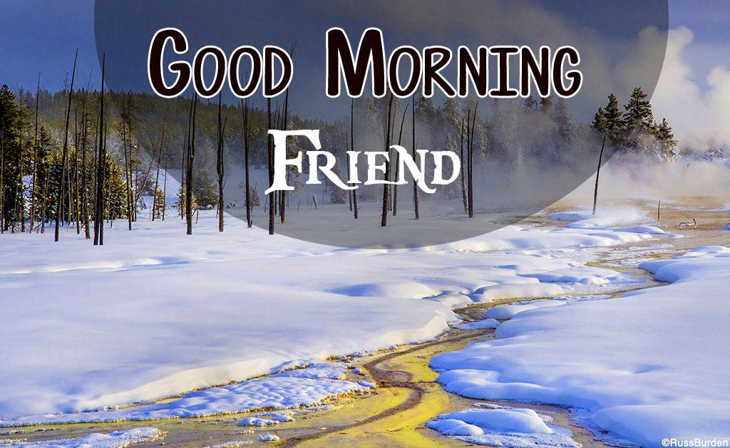 182+ Winter Good Morning Images Wallpaper Photo Pics Download