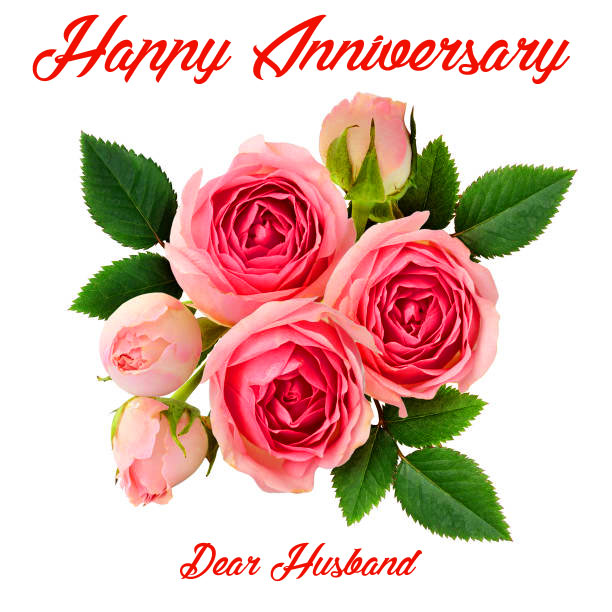 Happy Wedding Anniversary Images for Husband