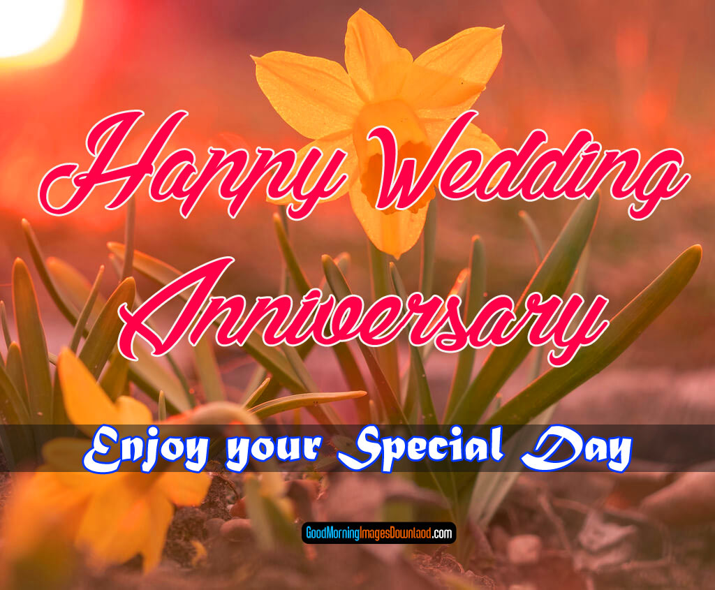 Happy Wedding Anniversary Images Pics for Whatsapp Status