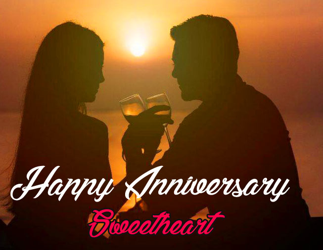 Happy Wedding Anniversary Pics Wallpaper For Couple