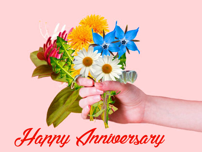 Happy Wedding Anniversary Wallpaper Download