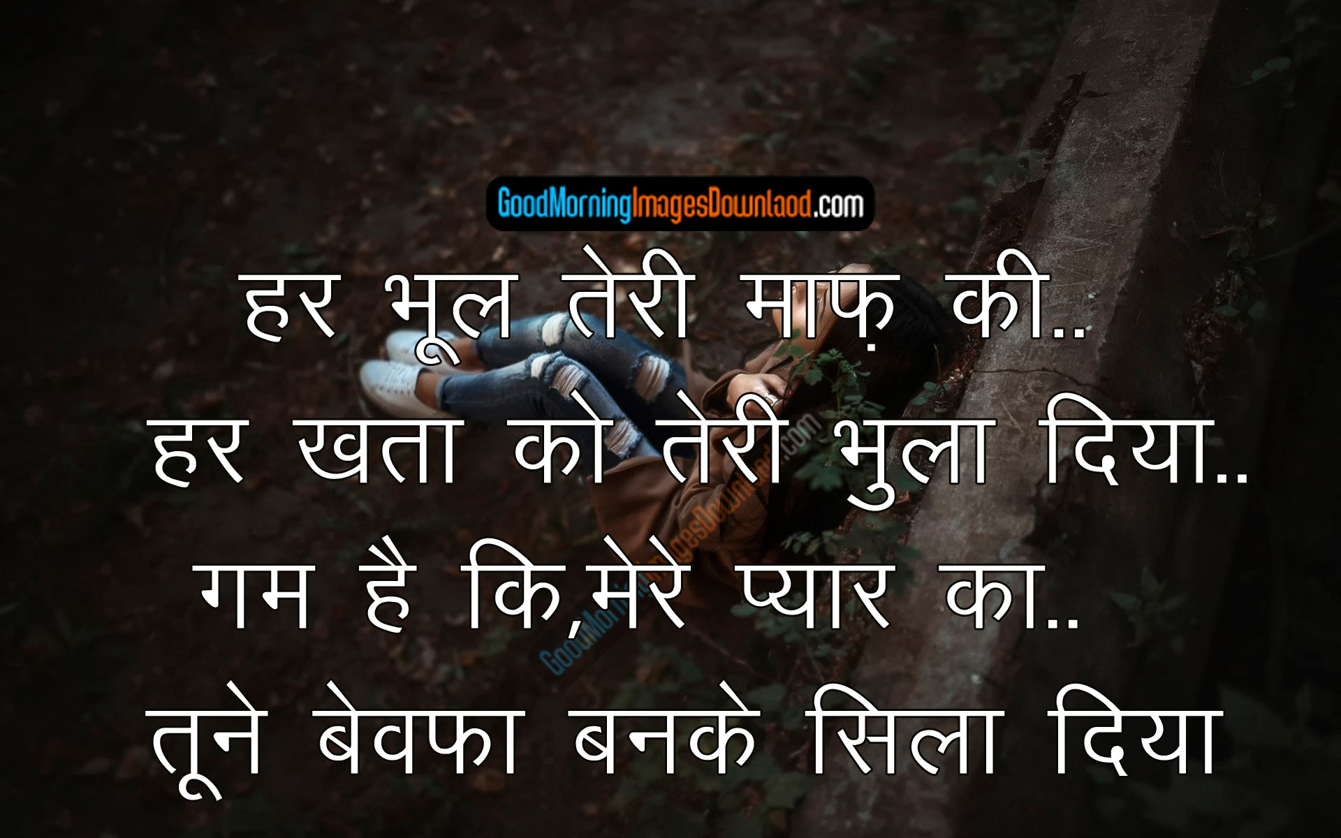 Bewafa Images With Hindi Shayari Pics free Download