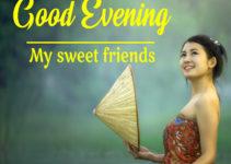 392+ Good Evening Beautiful Girl Images Wallpaper HD Download