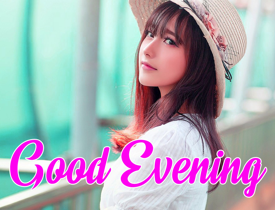 good Evening Images for girls 10