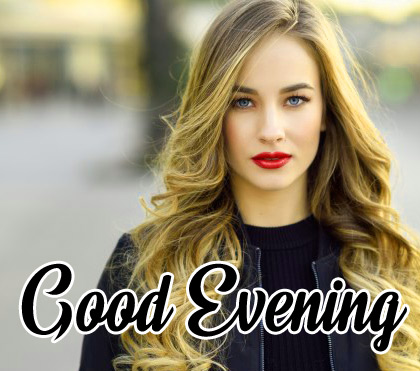 good Evening Images for girls 12