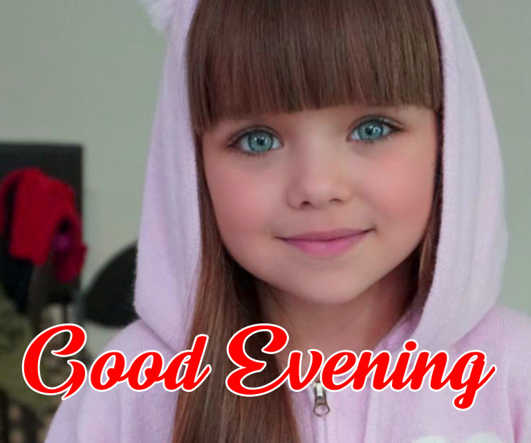 good Evening Images for girls 16