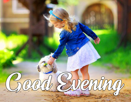 good Evening Images for girls 17