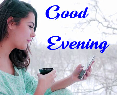 good Evening Images for girls 18