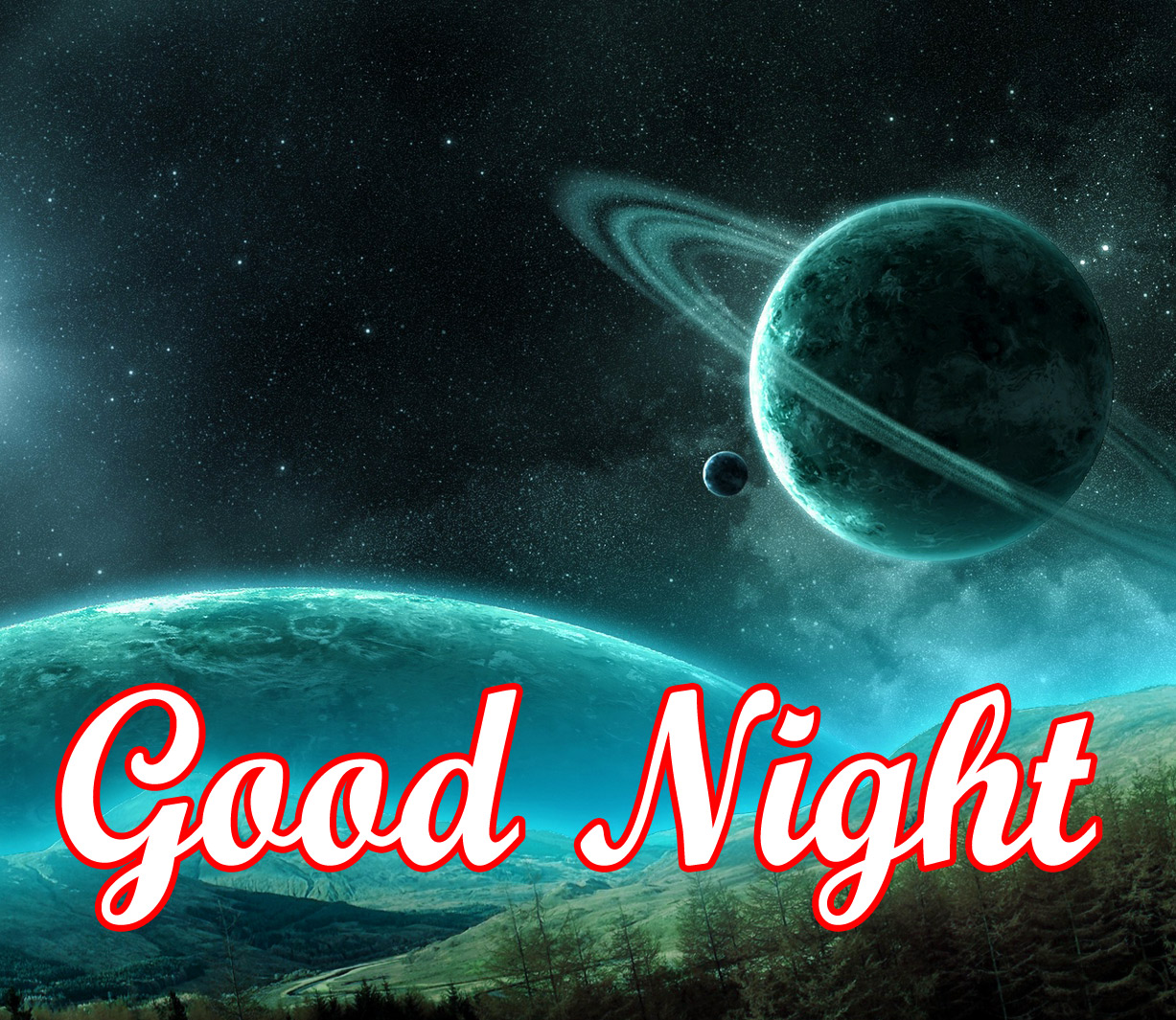 good Night Wallpaper 14
