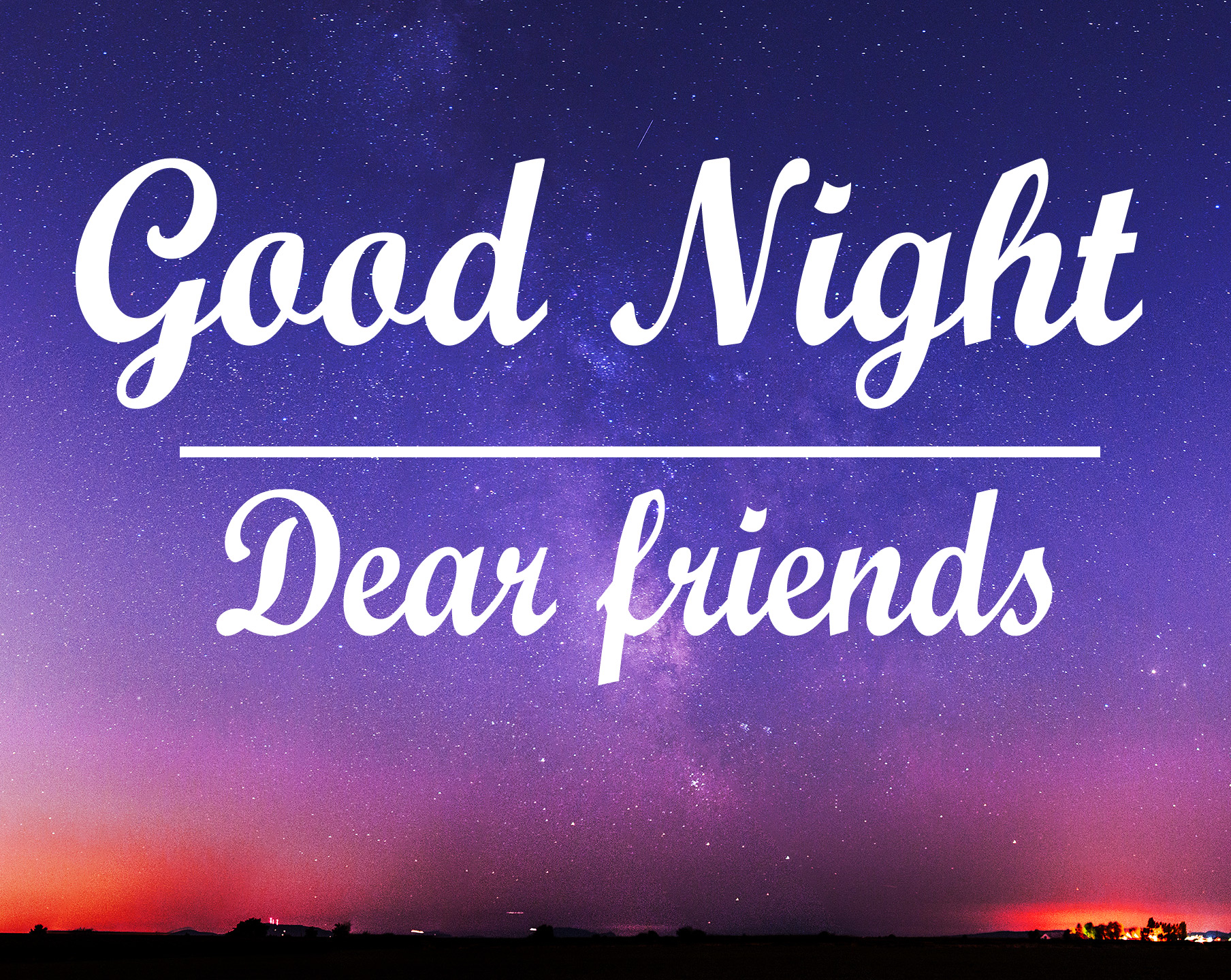 good Night Wallpaper 15