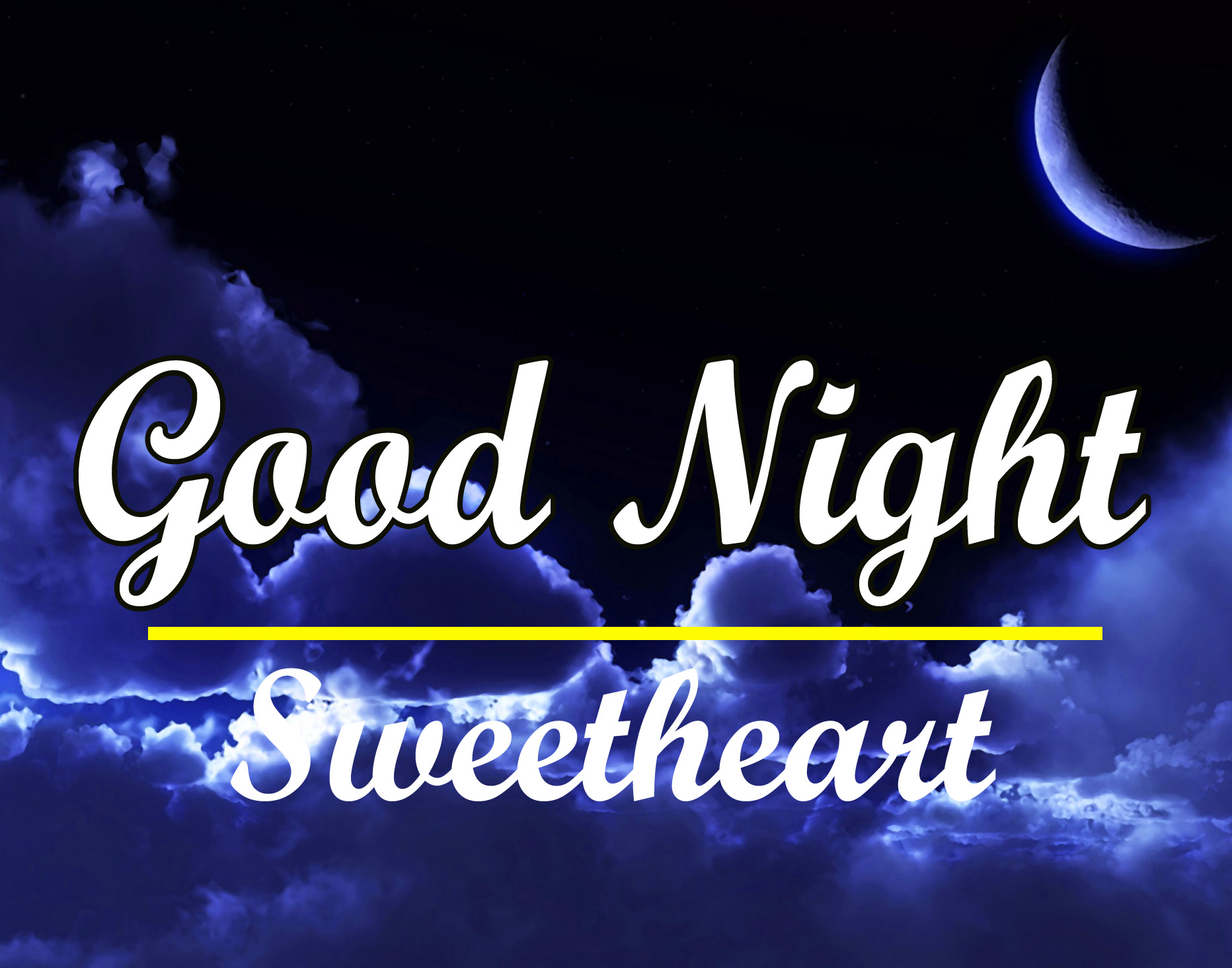 good Night Wallpaper 7
