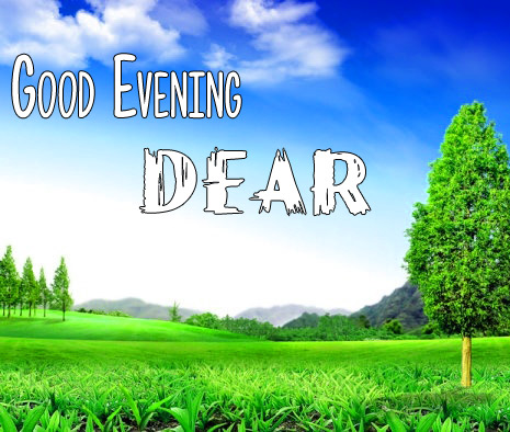 Free good evening Images Pic Download