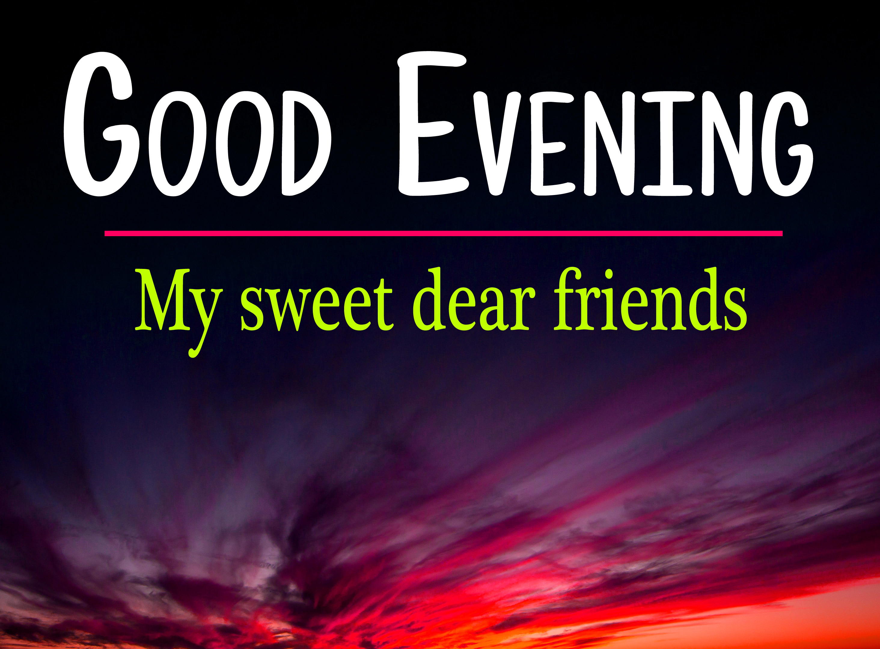 good evening photo 6