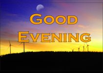 728+ Good Evening Wishes Images Wallpaper Download !!!