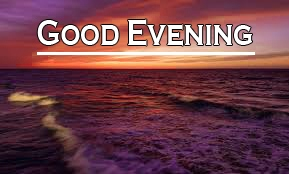 Free Good Evening Wishes Photo Download