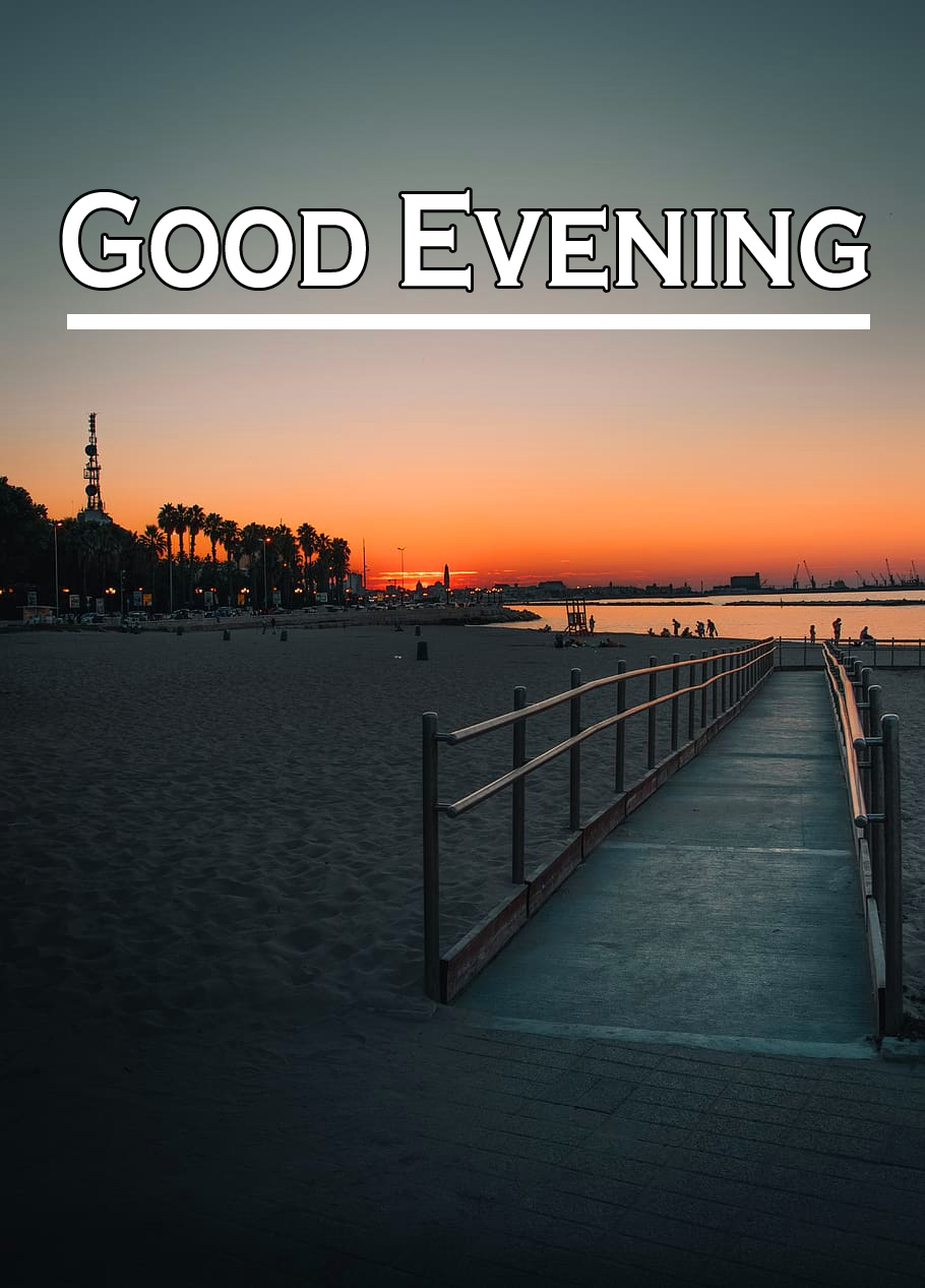 Good Evening Wishes Pics Photo Download